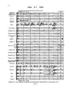 No.7 Сцена (Сражение): No.7 Сцена (Сражение) by Петр Чайковский