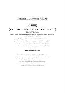 Rising: Rising by Ken Morrison