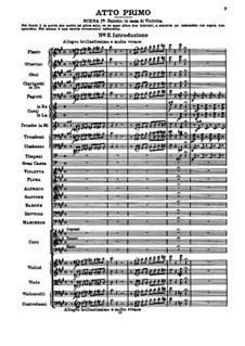 Фрагменты: Акт I No.2 Интродукция by Джузеппе Верди