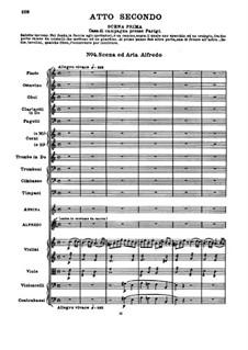 Фрагменты: Акт II No.4 Сцена и ария Альфреда by Джузеппе Верди