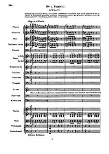 Фрагменты: Акт II No.7 Финал II by Джузеппе Верди