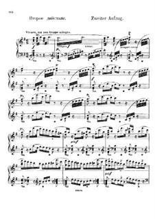 Фрагменты: Акт II, для солистов, хора и фортепиано by Рихард Вагнер