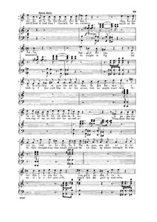 Allora rinforzo i stridi miei... Or sai, chi l'Onore: For soprano and piano by Вольфганг Амадей Моцарт