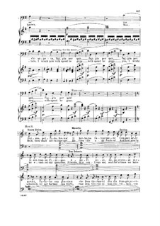 Il mio tesoro: For tenor and piano by Вольфганг Амадей Моцарт