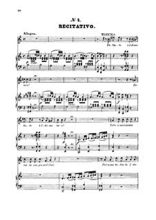 Фурии, к вам взываю: Для сопрано и фортепиано by Вольфганг Амадей Моцарт