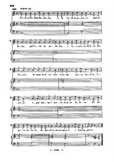 Il capro e la capretta: For mezzo and piano by Вольфганг Амадей Моцарт