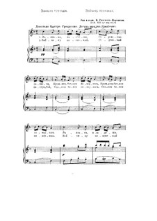 Заинька, попляши: Заинька, попляши by Николай Римский-Корсаков