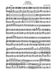 Авантюра: Для скрипки и фортепиано by Екатерина Шатрова