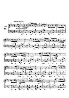 Двадцать четыре этюда для фортепиано, Op.70: No.15 by Игнац Мошелес