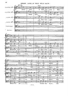 Английские мадригалы I: No.23-30 by Джон Уильбай