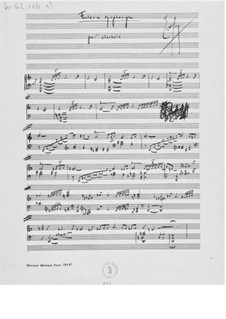 Симфоническая фантазия для клавесина: Симфоническая фантазия для клавесина by Эрнст Леви