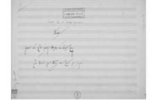 Nun ist es Herbst geworden for Voice and Piano, Harp or Lute: Nun ist es Herbst geworden for Voice and Piano, Harp or Lute by Эрнст Леви
