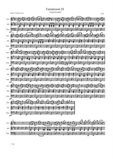 Übungsstück Nr.28 für ein C-Instrument (z.B. Blockflöte): Übungsstück Nr.28 für ein C-Instrument (z.B. Blockflöte) by Friedrich Gross