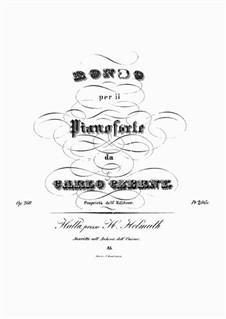 Rondo, Op.260: Рондо by Карл Черни