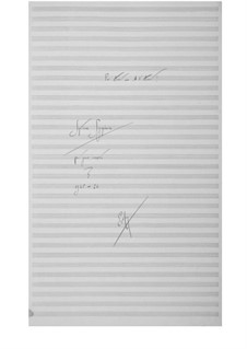 Симфония No.7: Партитура by Эрнст Леви