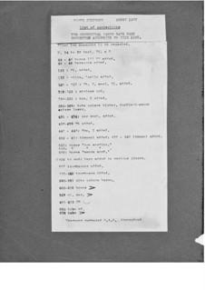 Симфония No.9 для смешанного хора и оркестра: Партитура by Эрнст Леви