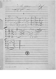 Одиннадцать эскизов 'In statu nascendi' для струнного квартета: Одиннадцать эскизов 'In statu nascendi' для струнного квартета by Эрнст Леви