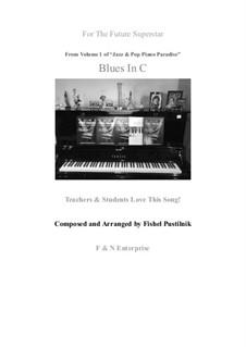 Blues In C: Blues In C by Fishel Pustilnik