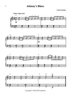 Johnny's Blues: Johnny's Blues by Fishel Pustilnik
