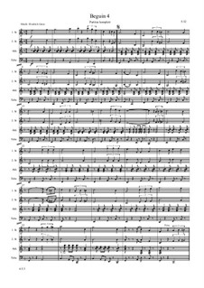 Beguin 4: Beguin 4 by Friedrich Gross