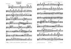 Felicitas, JW 150814: Stimmen by Juergen Wehrse
