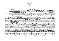 Бальные сцены, Op.109: Весь сборник by Роберт Шуман