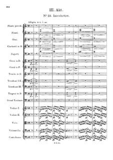 Альфонсо и Эстрелла, D.732: Акт III by Франц Шуберт