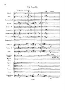 Фьеррабрас, D.796: Акт I, No.4-5 by Франц Шуберт