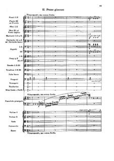 Концерт для фортепиано с оркестром до мажор, BV 247 Op.39: Часть II by Ферруччо Бузони