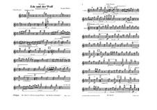 Ede und der Wolf, JW 100115: Stimmen by Juergen Wehrse