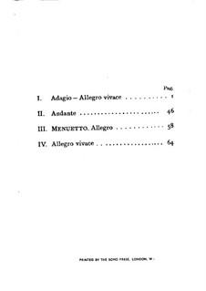 Симфония No.1 ре мажор, D.82: Часть I by Франц Шуберт