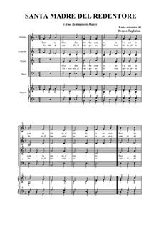 Santa Madre del Redentore (Alma Redemptoris Mater): Santa Madre del Redentore (Alma Redemptoris Mater) by Renato Tagliabue