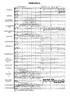Фрагменты: Вступление к акту I by Рихард Вагнер