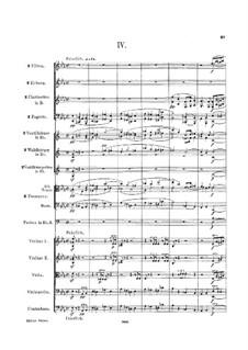 Симфония No.3 ми-бемоль мажор 'Рейнская', Op.97: Часть IV by Роберт Шуман