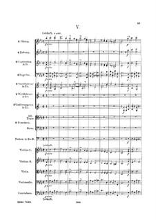 Симфония No.3 ми-бемоль мажор 'Рейнская', Op.97: Часть V by Роберт Шуман
