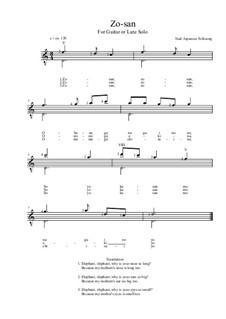 Zo-san: D-Moll by folklore