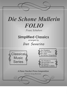 Excerpts: Для фортепиано by Франц Шуберт