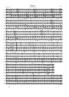 Tango 9: Tango 9 by Friedrich Gross