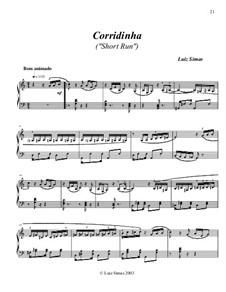 A Corridinha (Short Run): A Corridinha (Short Run) by Luiz Simas