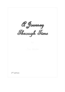 A Journey Through Time (2nd edition): Партитура by Joy Slade