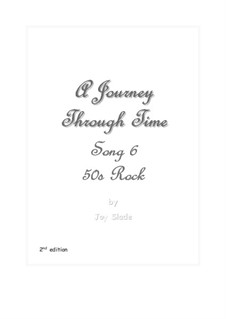A Journey Through Time (2nd edition): No.06 - 50s Rock by Joy Slade