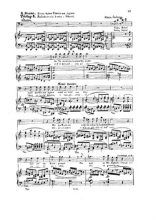 Упрямцы, B.46 Op.17: Сцены IV-VI by Антонин Дворжак