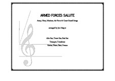 Armed Forces Salute: Armed Forces Salute by folklore