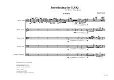 Introducing the E.S.Q.: Introducing the E.S.Q. by Dan Urriola