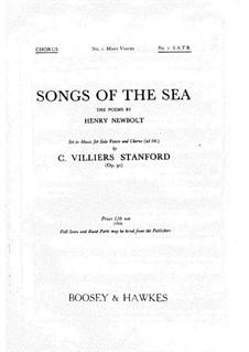 Songs of the Sea, Op.91: Songs of the Sea by Чарлз Виллиерс Стэнфорд