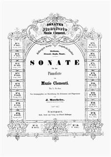 Четыре сонаты, Op.12: Соната No.4 by Муцио Клементи