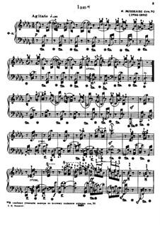 Двадцать четыре этюда для фортепиано, Op.70: Избранные этюды by Игнац Мошелес
