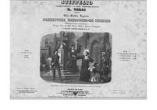 Стиффелио: Аранжировка для голосов и фортепиано by Джузеппе Верди