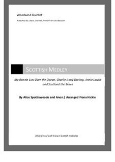 Scottish Medley: Scottish Medley by folklore