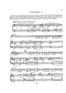 Псковитянка: Акт III, Картина II by Николай Римский-Корсаков
